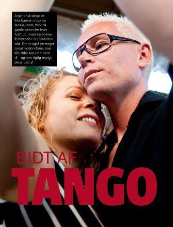 Bidt af tango - Marott Kommunikation