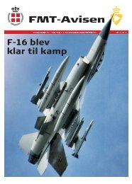 FMT-Avisen 02 2011.indd - Forsvarskommandoen