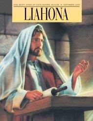 September 2002 Liahona