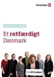 Et retfærdigt Danmark - Enhedslisten