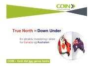 (Microsoft PowerPoint - True North \226 Down Under) - COIN ...