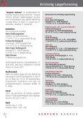 December 2009 - Kristelig Lægeforening Danmark - Page 2