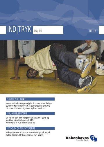 IND|TRYK Maj 06 - Københavns Tekniske Skole