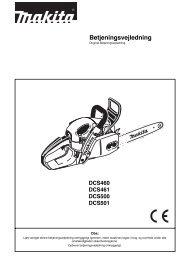 hent brugermanual - Viborg Havemaskiner