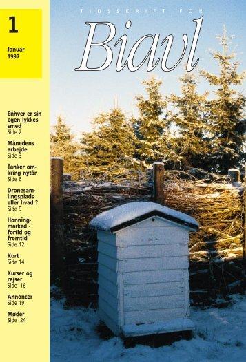 Tidsskrift for Biavl 1997