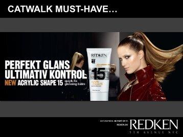 CATWALK MUST-HAVE… - Mynewsdesk