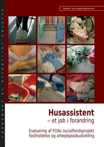 Husassistent - FOA