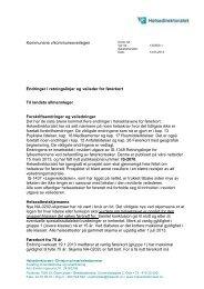 Utgående brev - Helse Finnmark