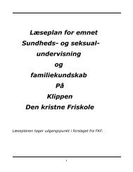 Laereplan_sundhed_sex_familie -net - Klippen