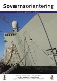 Søværnsorientering nr. 1 / 2006
