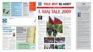 Enighed om TDC-lønninger pr. 1. marts 2009 - Dansk Metal Tele Øst