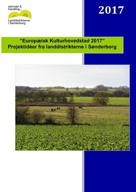 Projektbidrag til Kulturhovedstad 2017 - Sønderborg kommune på ...