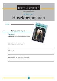 Hosekræmmeren - spf – nyheder . dk