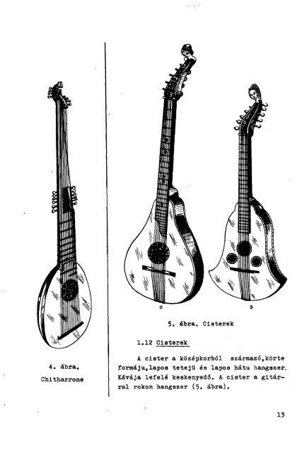 Pengetős hangszerek - MEK