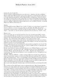Midtjysk pigekor beretning fra tur til Assisi 2011.pdf - Syng