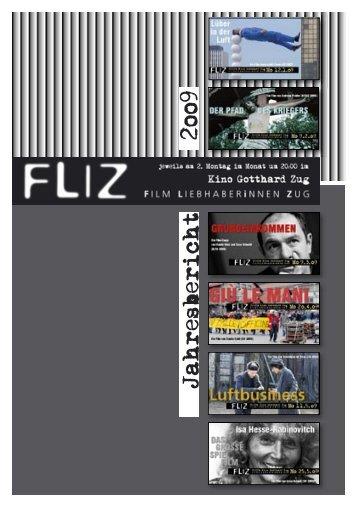 FLIZ Jahresbericht 2009