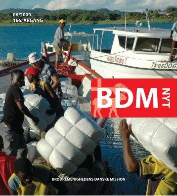 nr. 6/2009 - Brødremenighedens Danske Mission