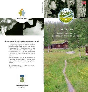 Gutulia nasjonalpark