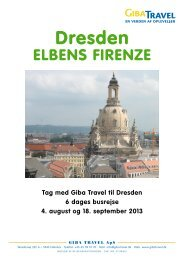 Dresden - GIBA Travel