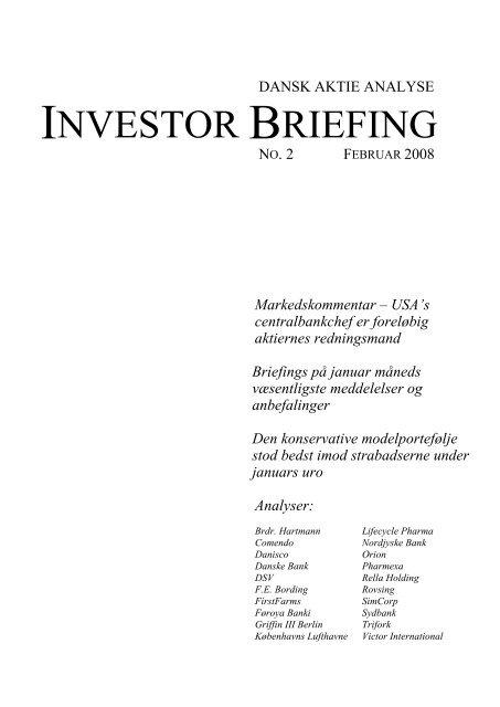 dating integrationen af verdens aktiemarkeder