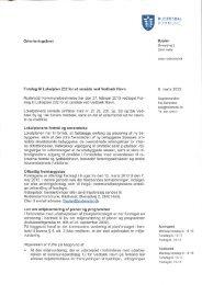 Se forslag til lokalplan 232 - Rudersdal Kommune