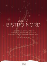 BISTRO NORD