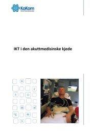 IKT i den akuttmedisinske kjede - KoKom
