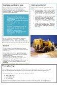 Snerydning og saltning i Hillerød Kommune - Hillerød Forsyning - Page 3