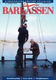 5. MARTS 2009 NUMMER 2 - Kjøbenhavns Amatør-Sejlklub