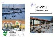 FD-NYT - Frederikssund Sejlklub