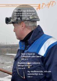 Morten og skibene - ADHD: Foreningen