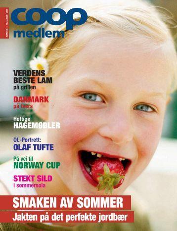 SMAKEN AV SOMMER - Coop Norge