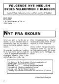 Nr. 1/2009 - Øresunds Sejlklub Frem - Page 4
