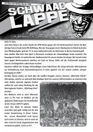 VfL Wolfsburg vs. FC · Samstag, 16.08.2008 ... - Wilde Horde