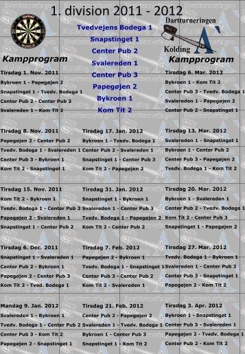 Kampprogram Kampprogram