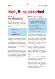 Nød-, il- og sikkerhed (pdf - 100Kb) - Fiskericirklen