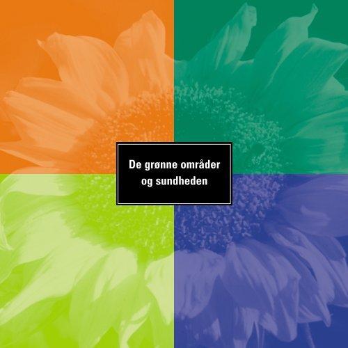 De grønne områder og sundheden - PsykInfo Region Syddanmark
