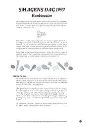 Kål, kartofler, krydderier og kød - Smagens Dag