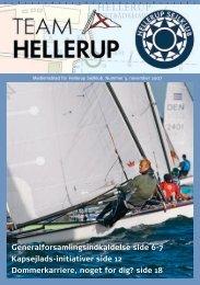Nummer 3 - November 2007 - Hellerup Sejlklub
