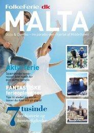 Malta - FolkeFerie.dk