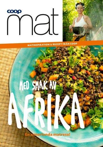 Coop Mat – Med smak av Afrika