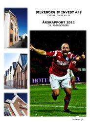 Årsrapport 2011 - Silkeborg IF