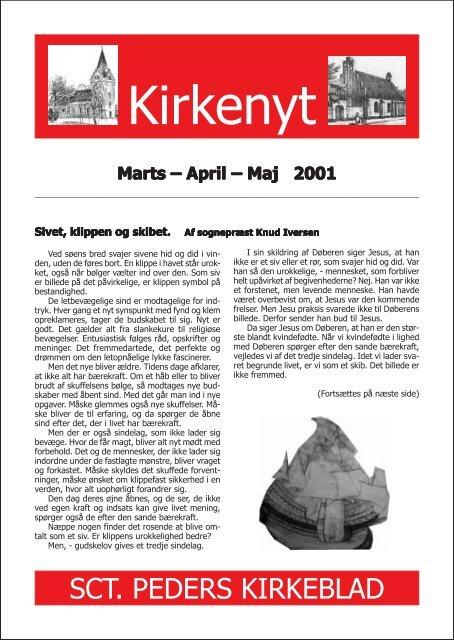 marts / april / maj 2001