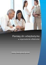 Planlæg din arbejdsstyrke - profiles nordic group