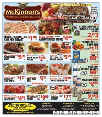 Family Pack - McKinnon's Market
