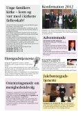 Julekoncert med DR PigeKoret Tirsdag 11. december ... - Odden Kirke - Page 5