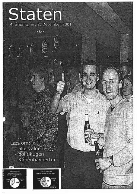 December 2001, årgang 4, nr. 2 - STATEN