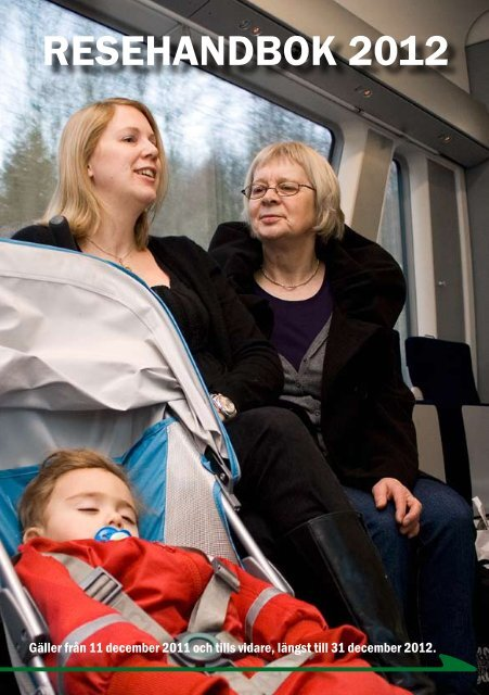 RESEHANDBOK 2012 - Värmlandstrafik