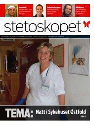 Stetoskopet nr. 2 2010 - Sykehuset Østfold