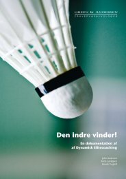 Download hele rapporten her - Green Andersen